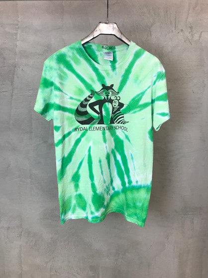 "T-Shirt Tie & Dye ""Royal Elementary School"""