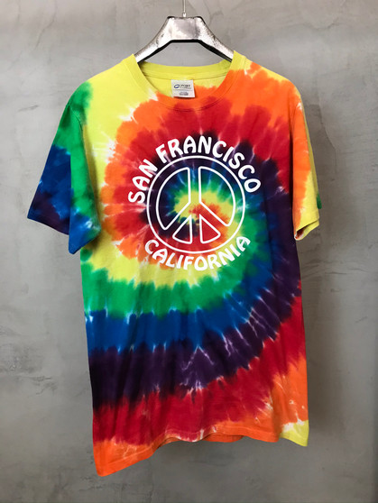 T-Shirt Tie & Dye San Francisco California