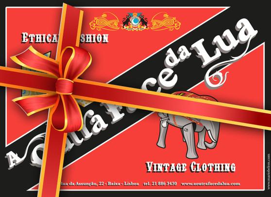 10€ Cartão Presente / Gift Card