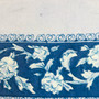 Vintage silk scarf S041