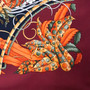 Lenço vintage em Seda Salvatore Ferragamo // Salvatore Ferragamo vintage silk scarf