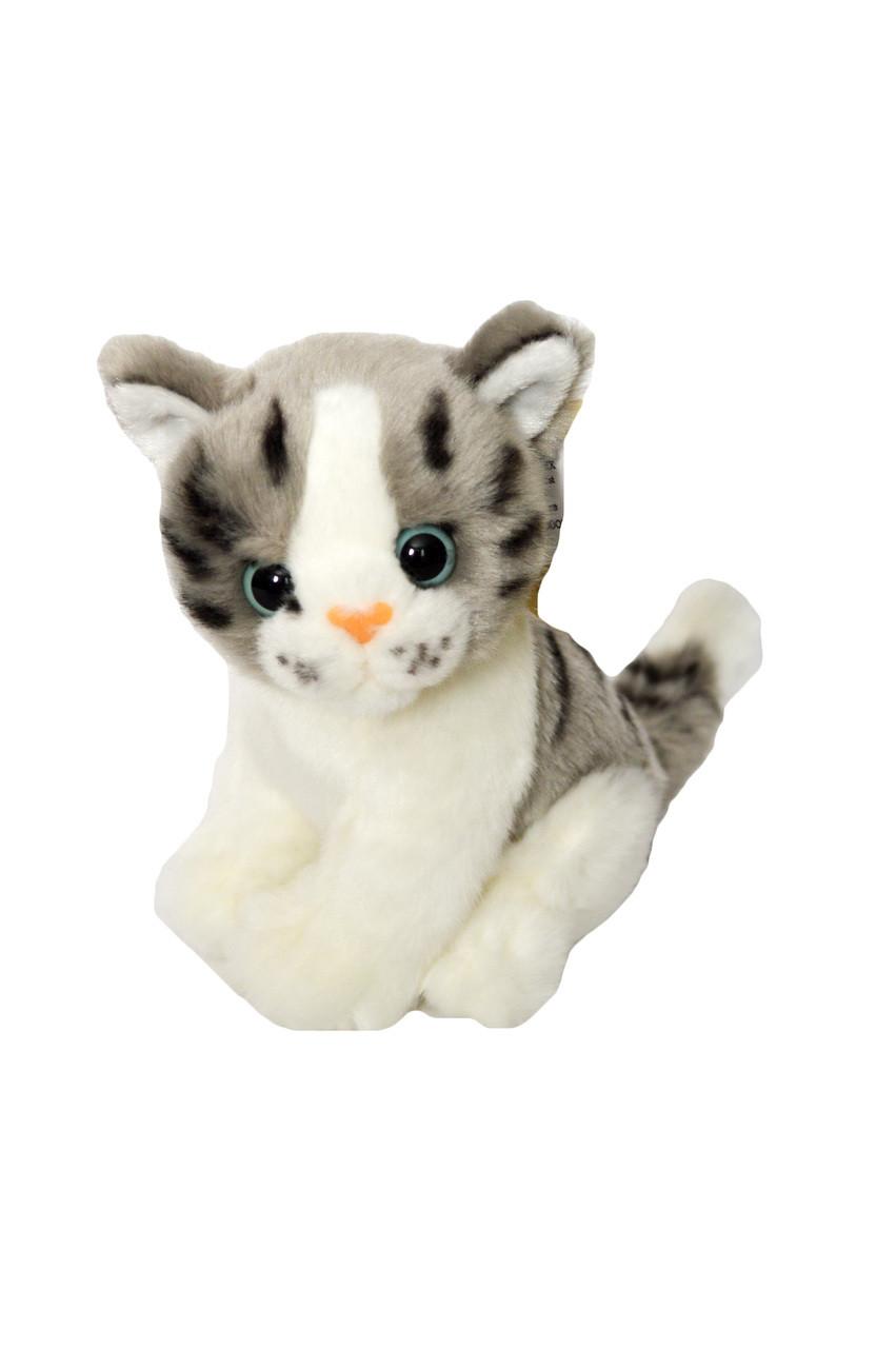 Kingdom Kuddles Plush Cat Sterling