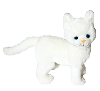 Auswella®White Cat Snowball ©