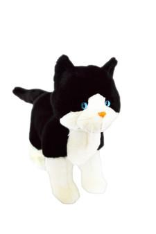 Boots Tuxedo Plush  Cat