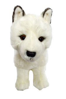 Wixom White Arctic Wolf