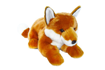"Phoenix Plush 14"" Fox- Sold out on reorder"