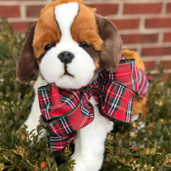 Mozart © Our Adorable Plush St.Bernard