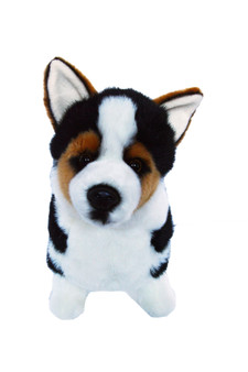 Carlton© Our 17 Inch Corgi Plush Dog