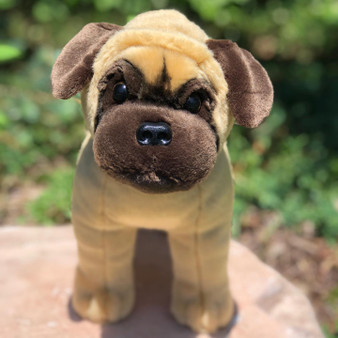 Preston© Our Puggle Plush Puppy Dog