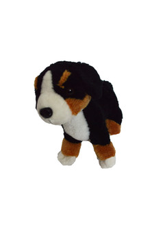 8 Inch  Mini Bernese Mountain Dog Brenner