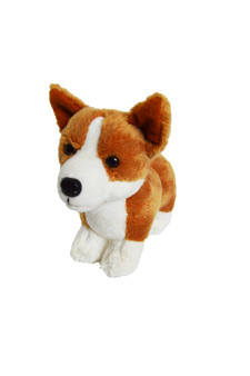 8 Inch  Mini Corgi Brownie