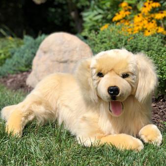 "Melitta 25"" Plush  Golden Retriever Dog"