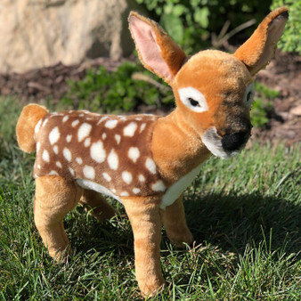 Petal Our 16 Inch Plush Deer