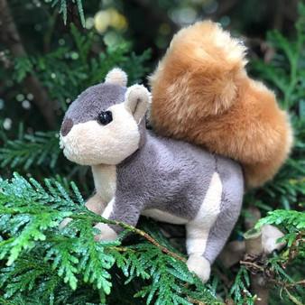Mini 8  Inch Squirrel Peanut
