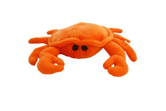 Mini 8 Inch Crab Plushie