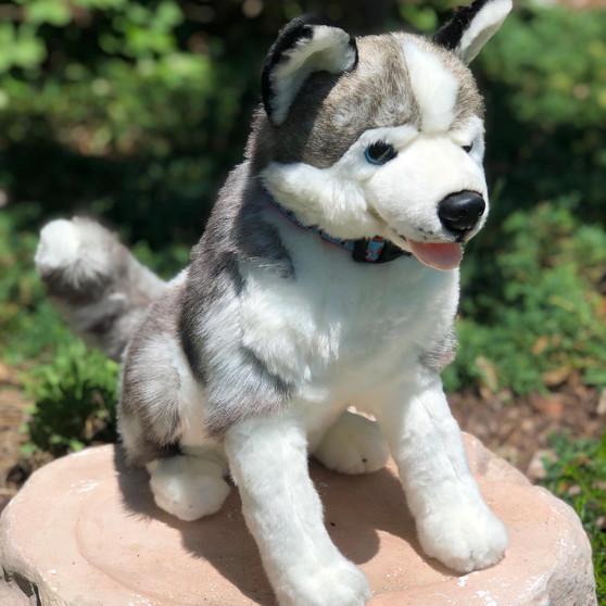 Meeko©Plush Animal Husky Puppy Dog