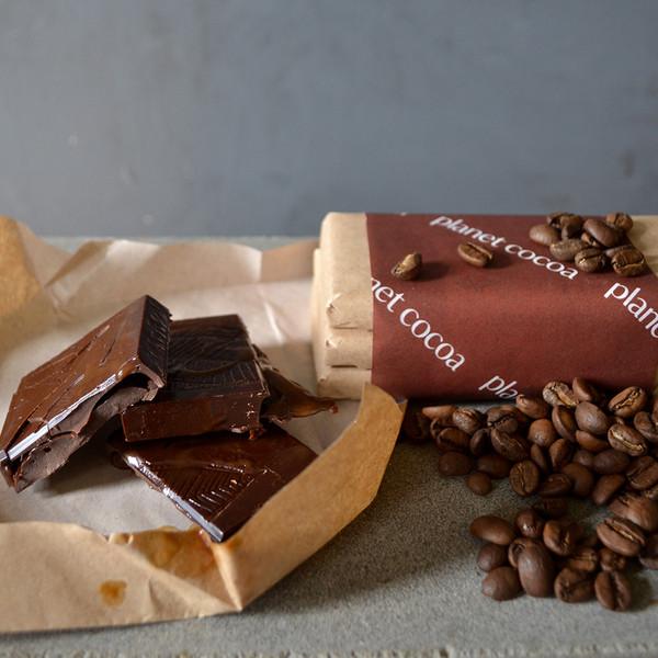 Local Artisan Espresso Caramel Chocolate