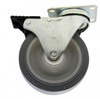 5 Inch Swivel Caster With Lock Hduty