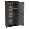 Suncast Mega Tall Storage Cabinet - 4 Shelf