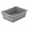Tub, Cross-Stack Akro-Tub 23 x 17 x 8, Gray  34303