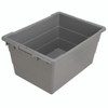 Tub, Cross-Stack Akro-Tub 23 x 17 x 12, Gray  34304