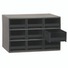 Cabinet, 19-Series Steel Cabinet w/ 9 Drawers  19909BLK