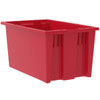 Tote, Nest & Stack Tote 18 x 11, 9, Red  35185RED