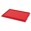 Lid for Nest & Stack Totes 35200, Red  35201RED