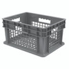 Container, Straight Wall Container, Mesh   37208GREY