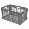 Container, Straight Wall Container, Mesh   37612GREY
