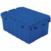 Container, Attached Lid Container 8.5 gal 39085BLUE