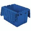 Container, Attached Lid Container 12 gal 39120BLUE