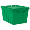 Container, Attached Lid Container 12 gal 39120GRN