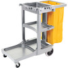 Economically priced janitors cart