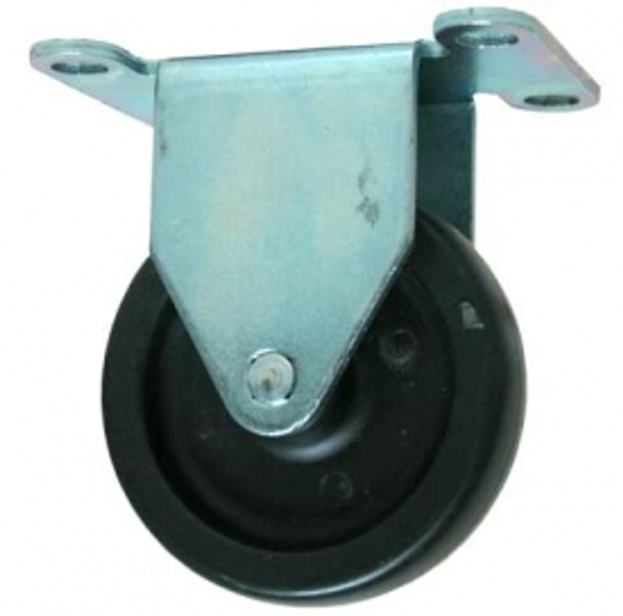 3In Rigid Plate Caster