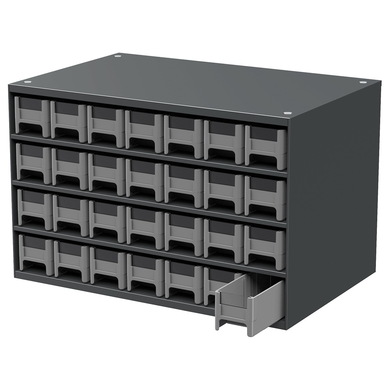 Cabinet, 19-Series Steel Cabinet 28 Drawers  19228