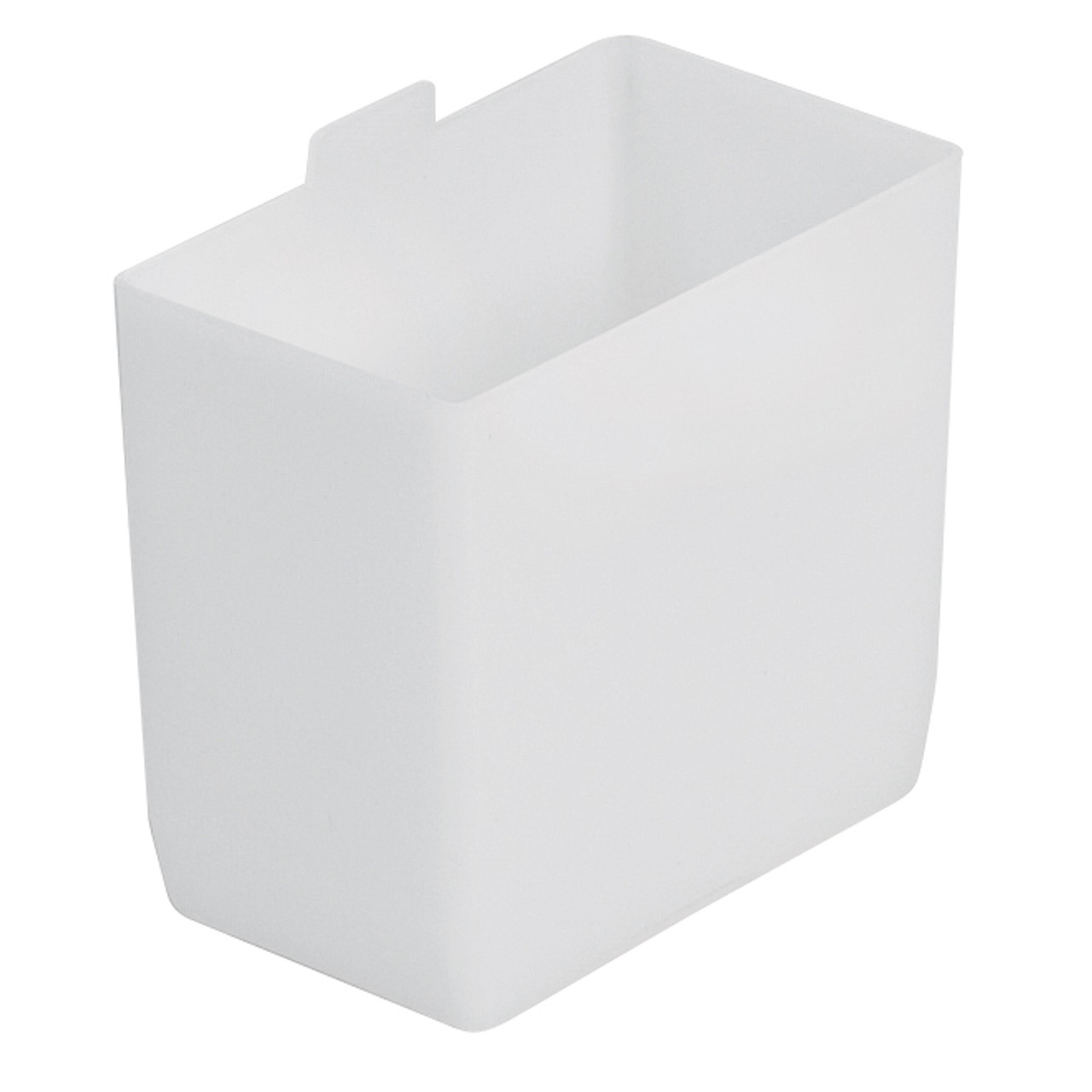Cup, Small Bin Cup for Shelf Bins, Clear  30101