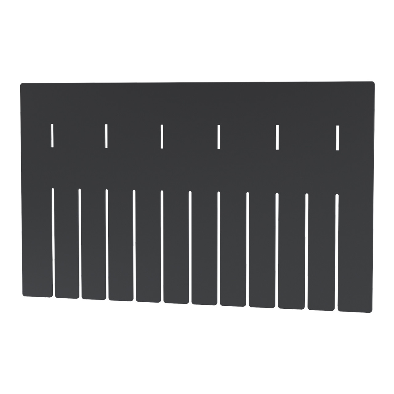 Short Divider for Akro-Grid Box 33220, 6 Pk  41220