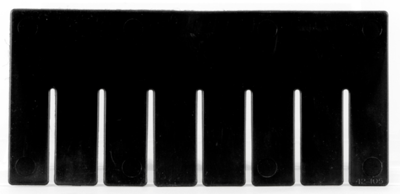 Long Divider for Akro-Grid 33105, 6 Pk  42105