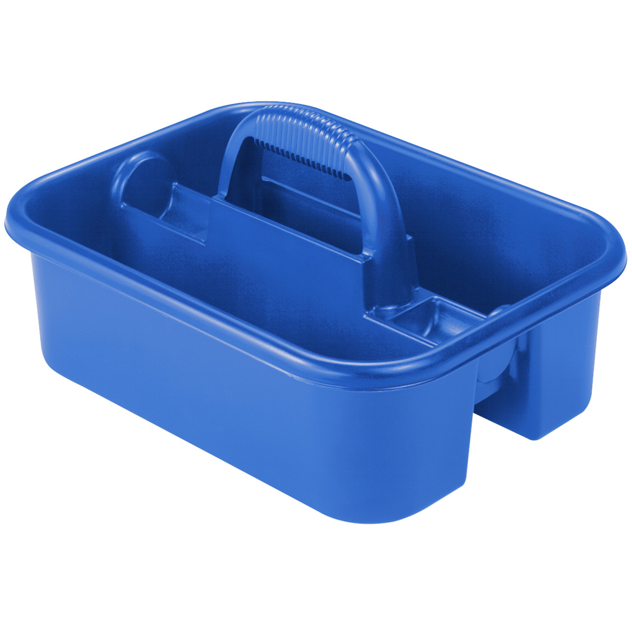 Caddy, Tote Caddy 13-7/8 x 18-3/8 x 9, Blue  09185BLUE