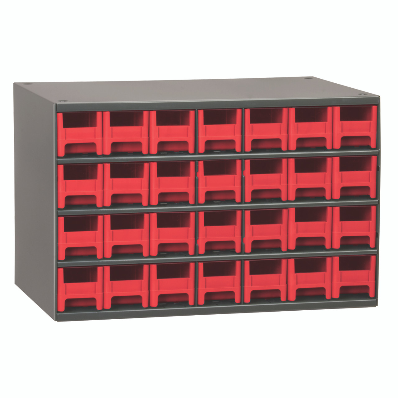 Cabinet, 19-Series Steel Cabinet w/ 28 Drawers 19228RED