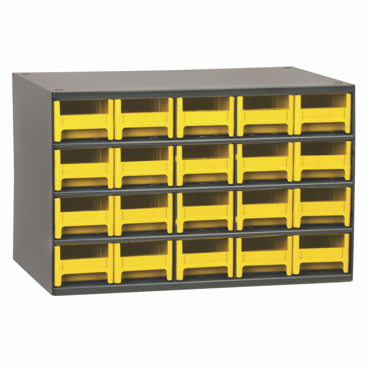 Cabinet, 19-Series Steel Cabinet w/ 20 Drawers 19320YEL