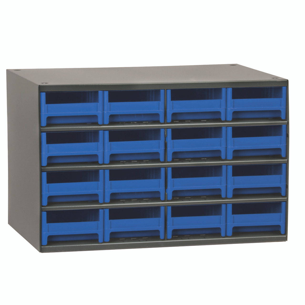 Cabinet, 19-Series Steel Cabinet w/ 16 Drawers  19416BLU