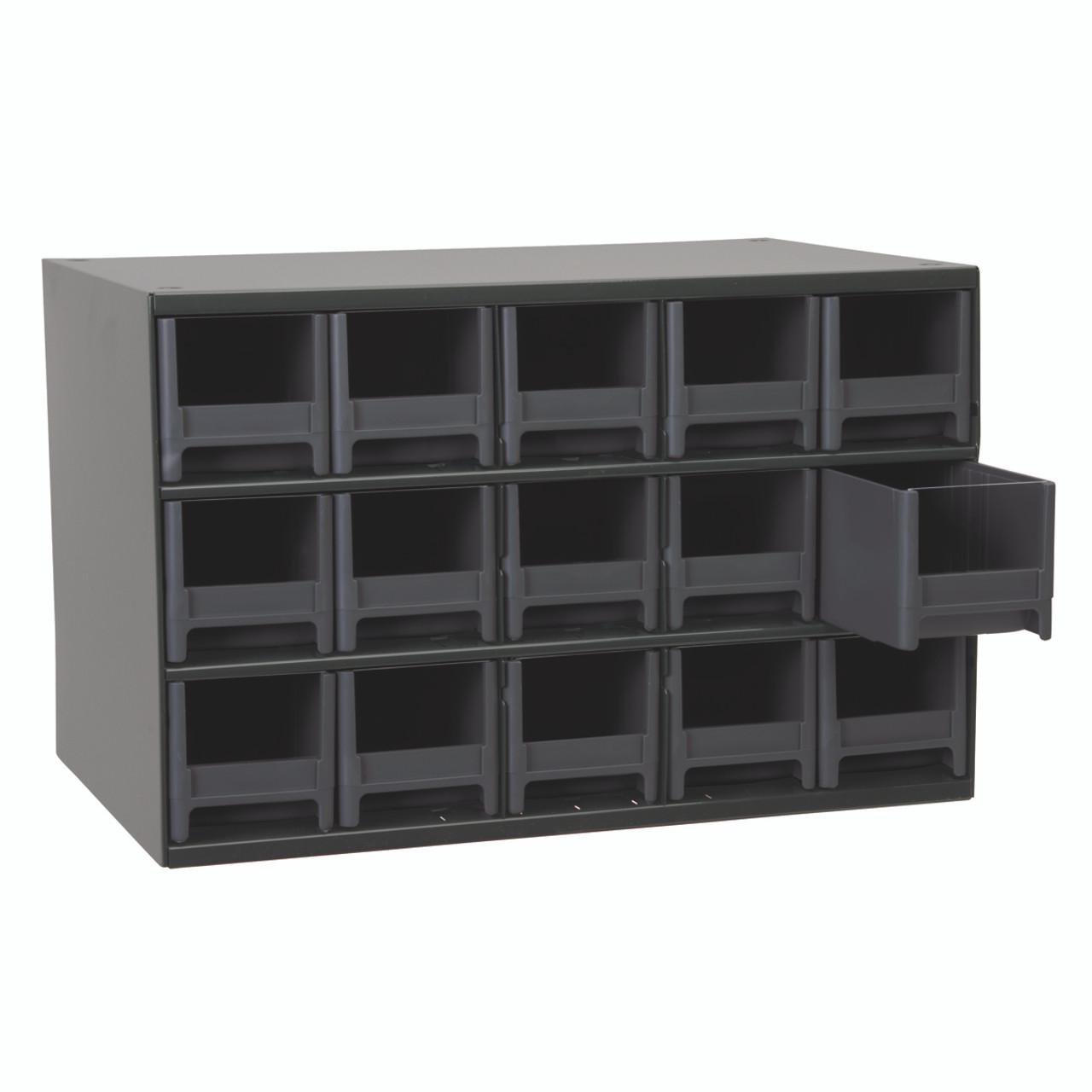 Cabinet, 19-Series Steel Cabinet w/ 15 Drawers  19715BLK