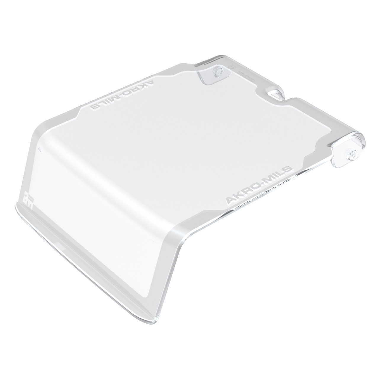 Lid, Lid for AkroBin 30210, Clear  30211CRY