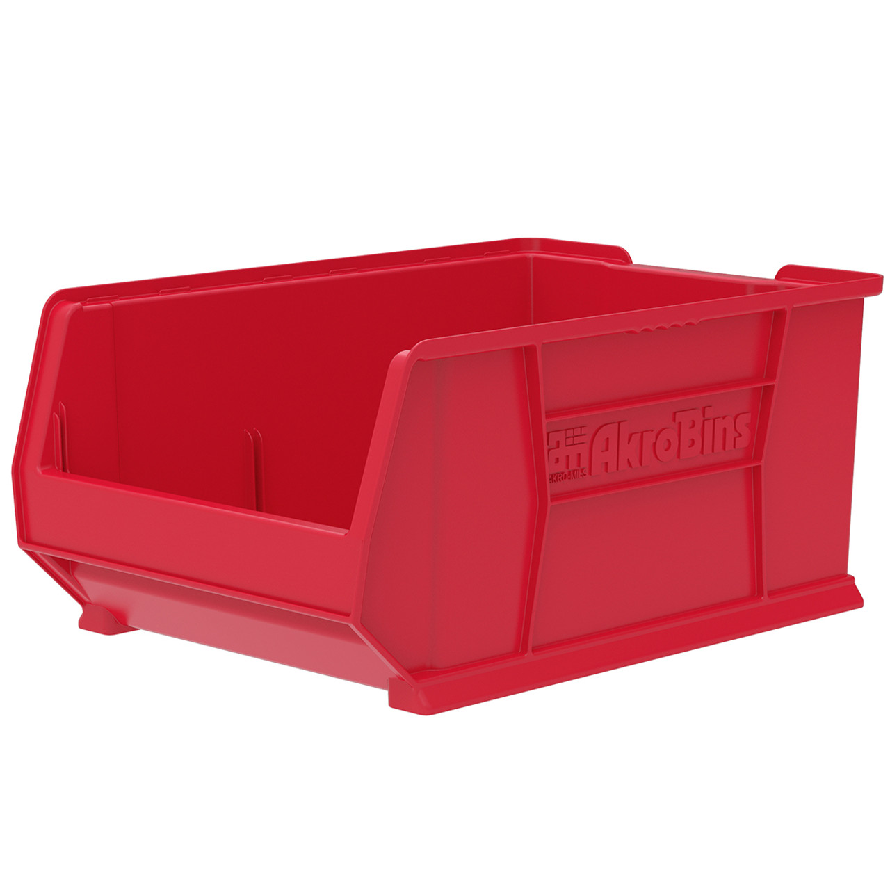 Bin, Super Size AkroBin 23-7/8 x 16-1/2 x 11  30288RED