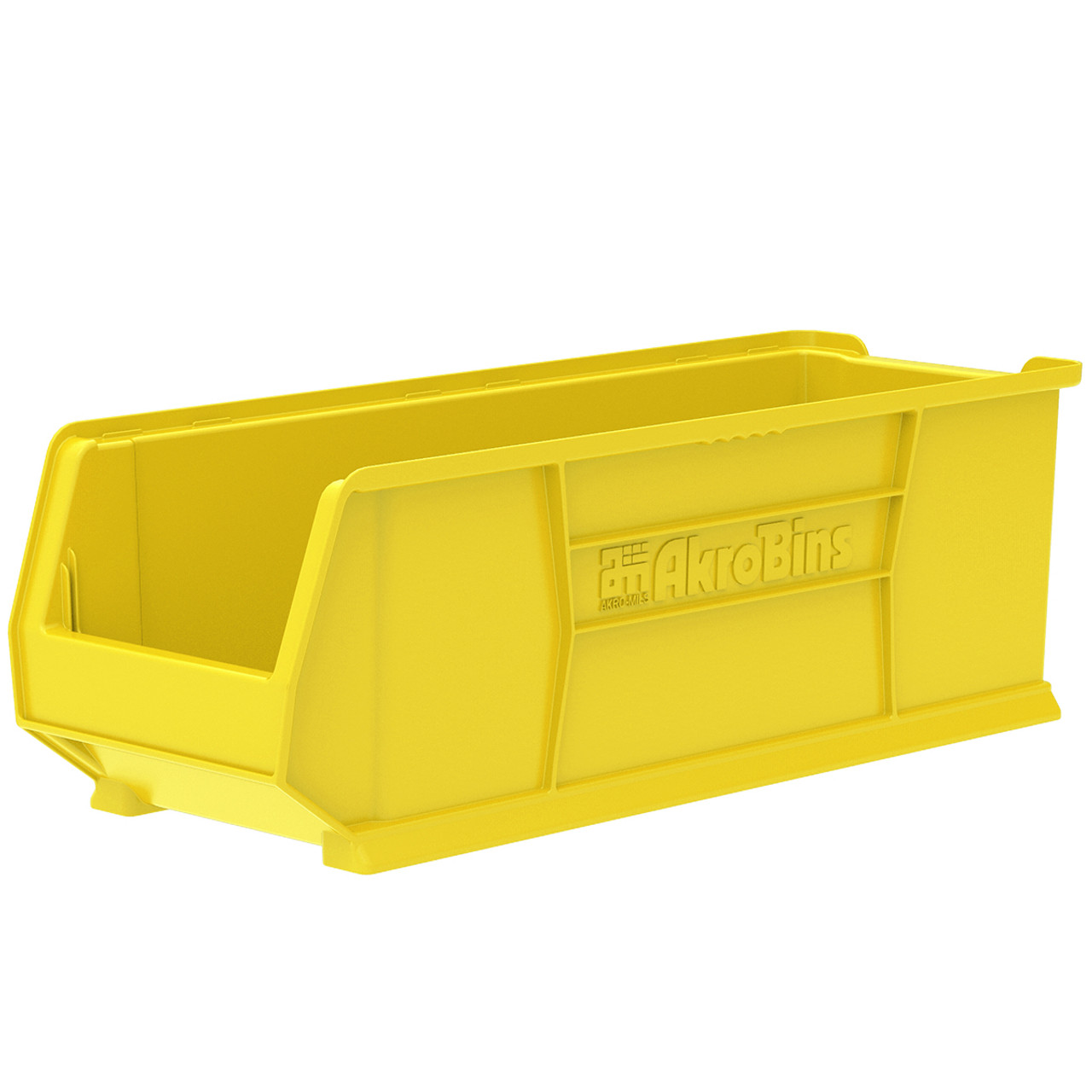 Bin, Super Size AkroBin 29-7/8 x 11 x 10 30292YELLO