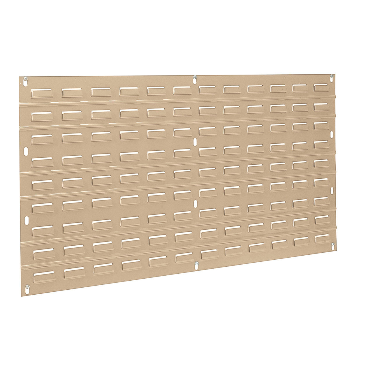 Panel, Louvered Wall Panel, 35-3/4 x 19, Beige  30636BEIGE