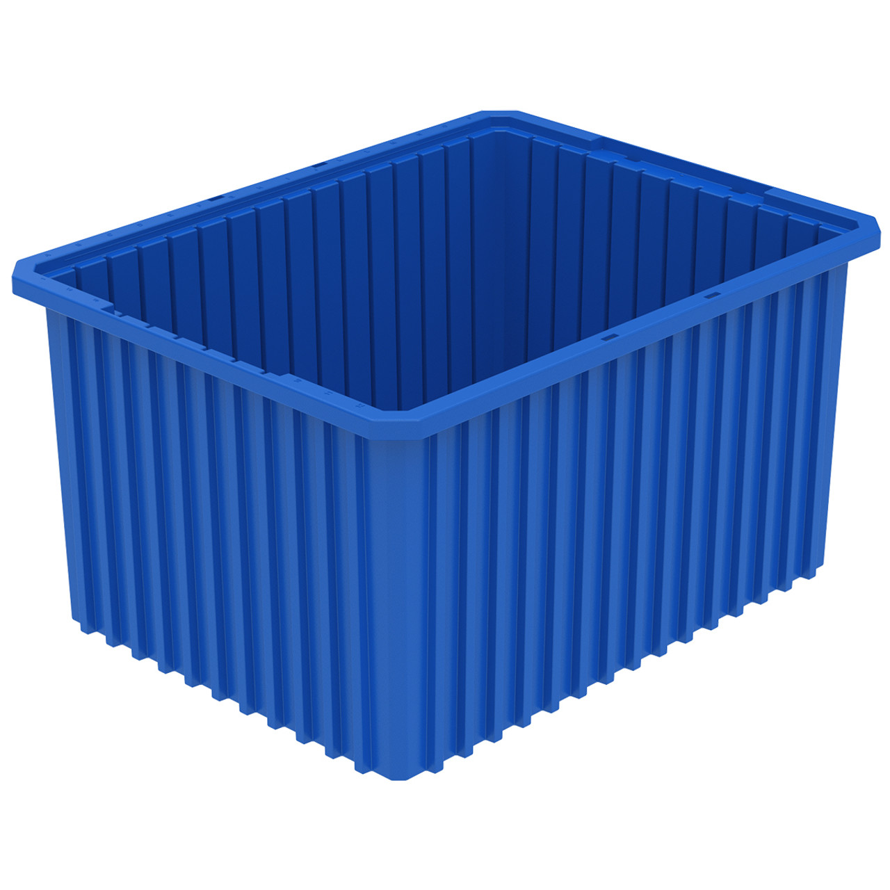 Grid Box, Akro-Grid  Box 22-1/2 x 17-1/2 x 12  33222BLUE