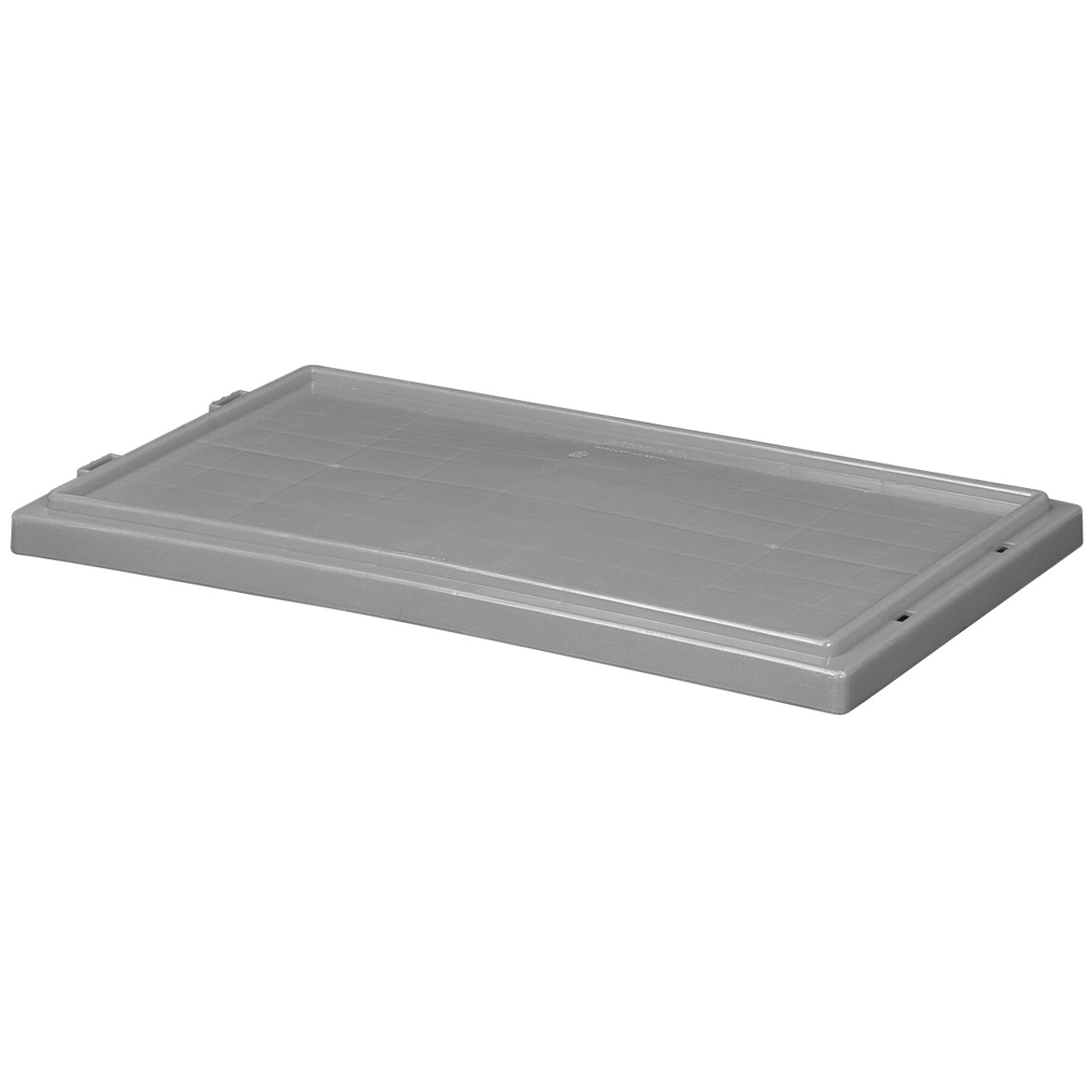 Lid for Nest & Stack Totes 35180/35185  35181GREY